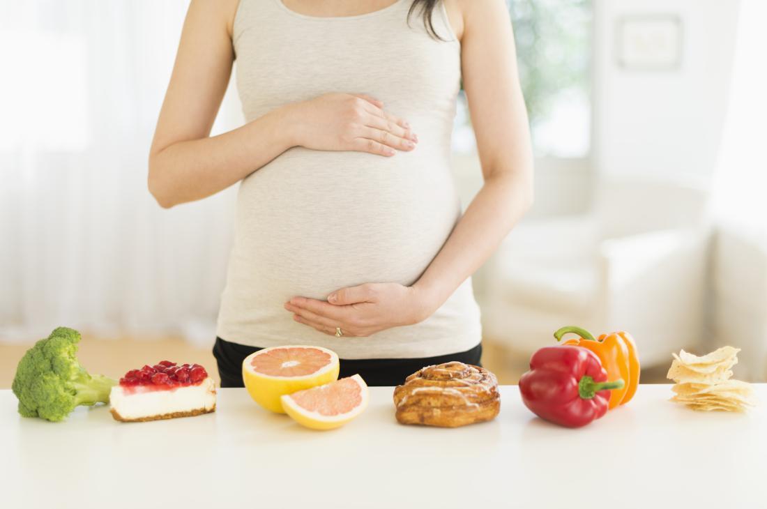 nutrition des femmes enceintes