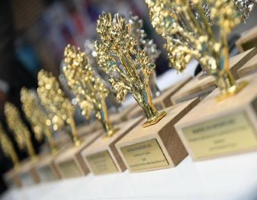 Remise des Prix Trophées Natexpo 2021 le 24 octobre sur le stand Natexbio